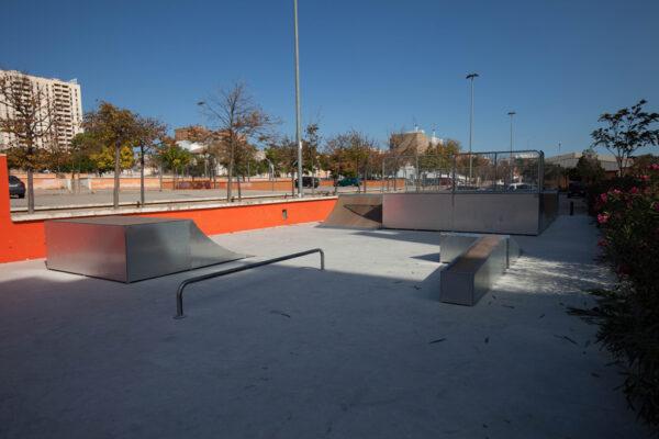 Urbe Adapta: pioneros en el diseño y fabricación de pistas de skate.
